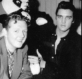 Elvis Presley biography, Danny Kaye