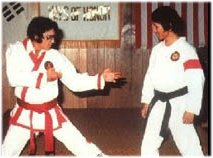 Elvis Presley pictures karate