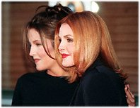 lisa marie and priscilla presley picture