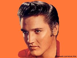 Elvis Presley song lyric