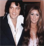 elvis presley linda thompson picture