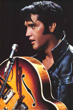 Elvis Presley biography, Darlene Love, Elvis Presley picture,