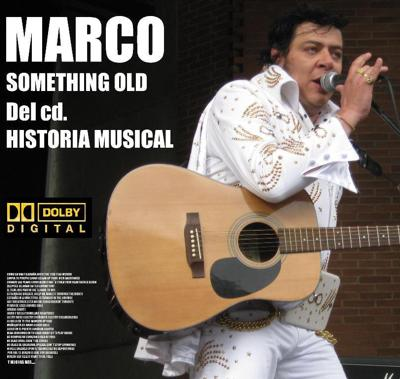 MARCO, LA VOZ DEL ROCK AND ROLL EN COLOMBIA